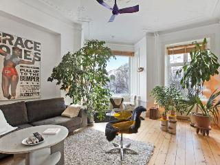 Nice Copenhagen apartment near Nordhavn station