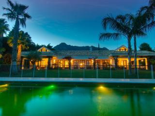Newly built villa with pool and turkish bath, Marbella