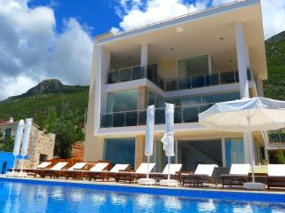 Luxury villa in ortalaan / kalkan , sleeps14 : 045, Kalkan