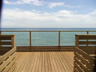 Wundermar con vista increible, Balcon privado