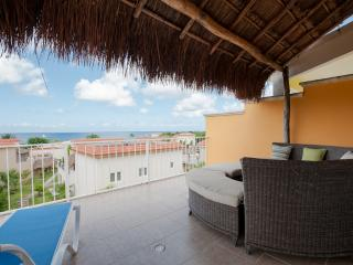 Casa Dana, Sunsets from your Terrace Lounge, Cozumel