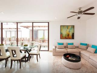 AKOYA 304 ELEGANT 2 BEDROOM PH IN PLAYACAR, Playa del Carmen