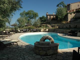 Farm Medieval Castle in Tuscany  ITALY, Castelnuovo di Val di Cecina