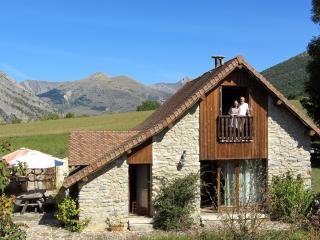le Clos de Lumière : gîte de charme à la montagne, La Roche-des-Arnauds