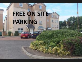 Free private parking, near Royal Mile, free wi-fi