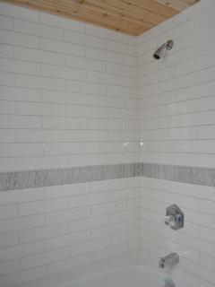Spa-like Bathroom - Main Floor.