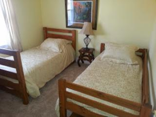 Twin Beds - great for kids!