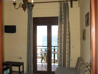 Iro Seaview Apartment by the beach in Chania town, Chania Town