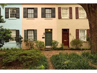 Stay Local in Savannah: Two story home with private deck off master bedroom