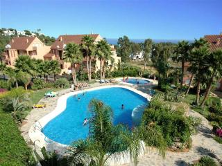 Casares Bay sea view apartment, beach 5mi walk,A