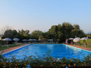 holidays apartment in Lazise with garden
