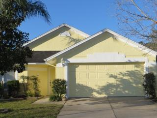 Our larger than average 3 bedroom home is very close to the Disney parks
