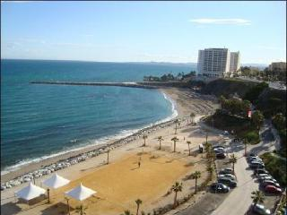 Beachfront Benalmadena Costa,Coloso B,Golf nearby