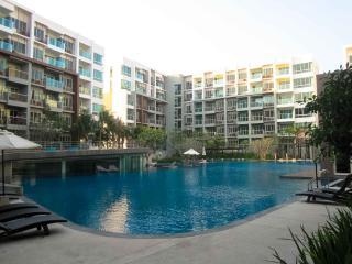 1 Bdr 'Green' Apt in SeaCraze Condo, Hua Hin