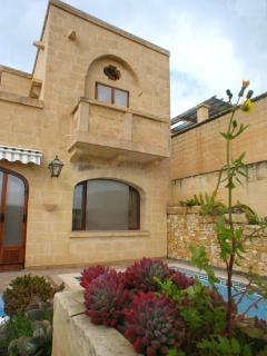 Suite's Balcony