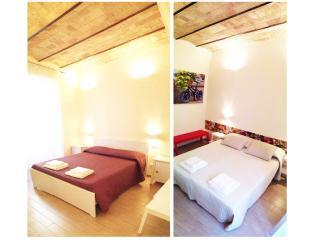 BRICK HOUSE - 2 FERMATE COLOSSEO, WI-FI, ROMANTICO, Rom