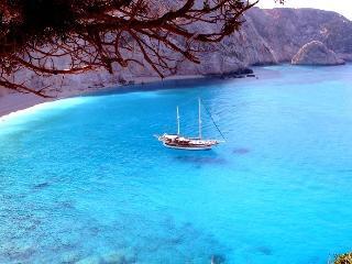 Les iles grecques en goélette