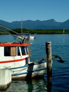 Port Douglas inlet.