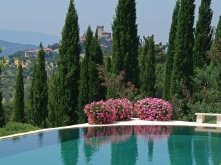 Villa Ginepro, Tuscany sea view