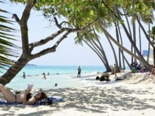 Budget Beach View Rooms Near Airport-Maldives