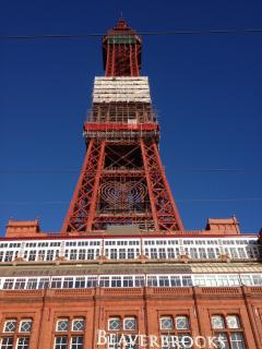 World Famous Blackpool Tower
