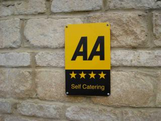 Your assurance of quality accommodation: Bobbys Nook has been inspected and awarded 4 Stars by TheAA