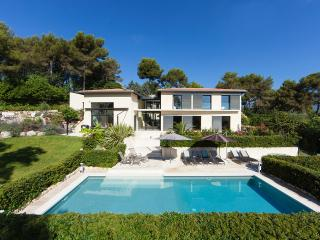 JdV Holidays Villa Paradisier, stylish villa with pool plus separate apartment, Valbonne