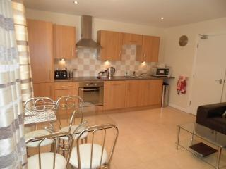 Coast Apartments Sea; 1bed luxury family apartment, Blackpool