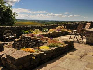 Hadrian's Wall cottage with spectacular views.