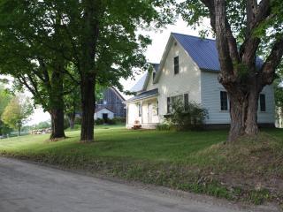 Bergeron House,  idyllic, charming Vermont, Barton