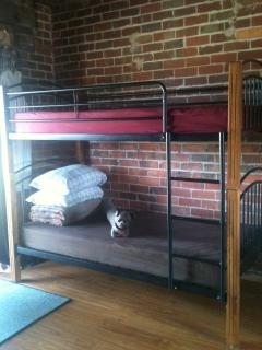 Bunk bed for the kids...or extra guests!