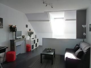 SAINT-MALO Studio 2 pers 100 m de la plage, Saint-Malo