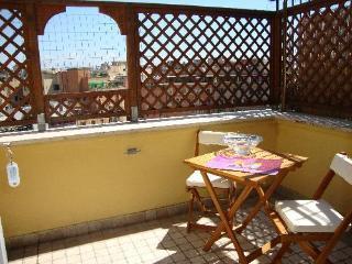 Penthouse with wonderful terrace, Roma