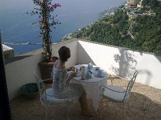 'Casa Sopramare'  Amalfi lovely apartment with panoramic terrace sea view