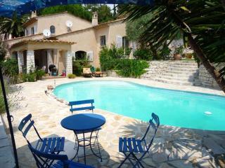 Villa on the Riveria Cagnes sur mer, Cagnes-sur-Mer