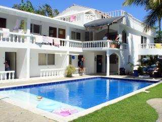 Apartment with big Balcony, Cabarete