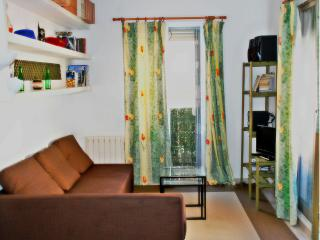 CUTE,  BRIGHT AND CHEAP. 4 PAX. EXCELLENT LOCATION, Madrid