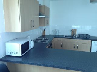 Holiday apartment in Dundee centre