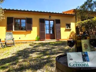 Agriturismo Toscano Cerroni, Montescudaio