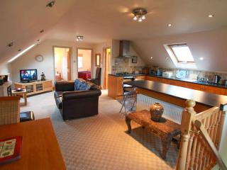 Modern two bedroom self catering holiday apartment, Chapel-en-le-Frith