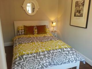 Bedroom 2 - Double bed with high quality bed linen