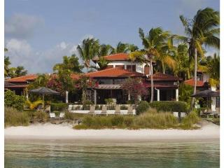 Hummingbird at Jumby Bay, Antigua - Beachfront, Gated Community, Communal Pool