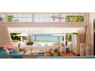Sea Horse at Jumby Bay, Antigua - Beachfront, Pool, The Ultimate Escape, Saint George Parish