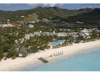 Tranquility Bay Deluxe Two Bedroom Suite at Jolly Harbour, Antigua - Walk To Beach, Communal Pool, W