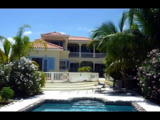 Dieppe Bay House at Falmouth Harbour, Antigua - Oceanfront, Walk To Beach, Pool