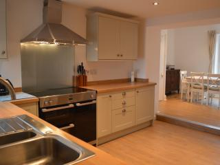 Kitchen - fully fitted with high spec appliances