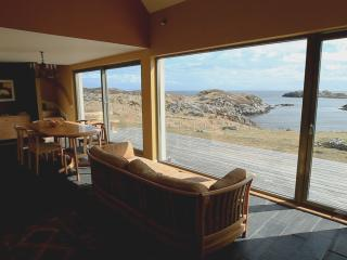 Molban - 18a Lingerbay-selfcatering-isleofharris