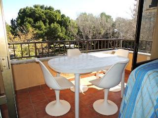 Acogedor apartamento con vistas al mar Palmanova