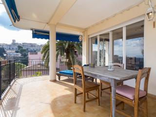 Bel apppartement de 80 m2, grande terrasse de 30m² au calme