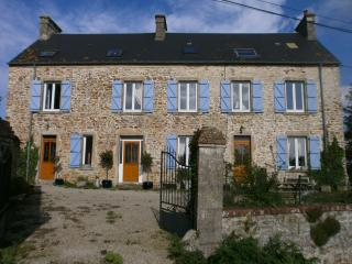 Le Marais Holiday Home near St Sauveur Le Vicomte